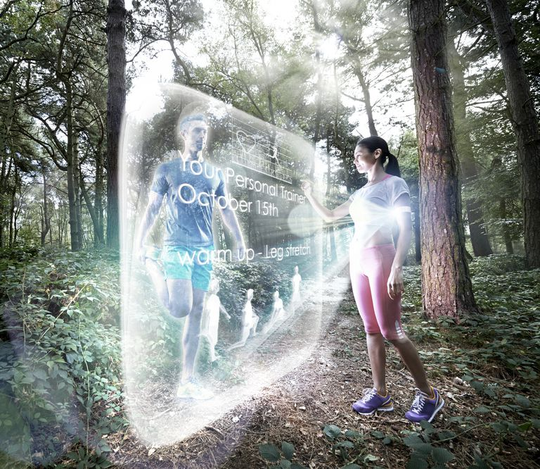 The Emergence of Virtual Fitness