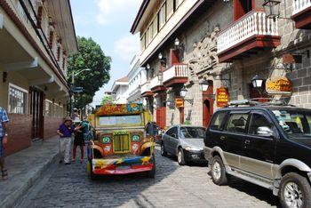Walking Tour Of Intramuros Philippines