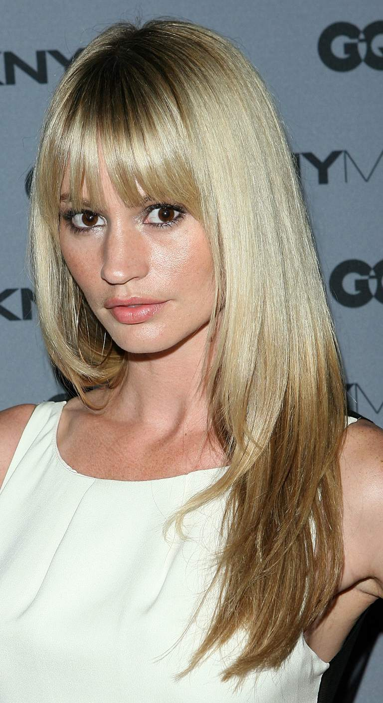 Photos Of Long Straight Hairstyles