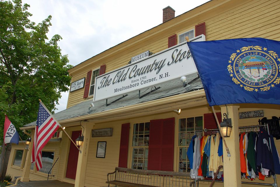 Old Country Store NH