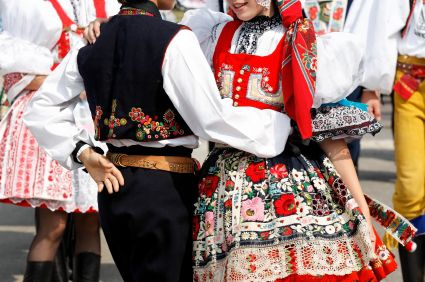 Czech Folk Dance