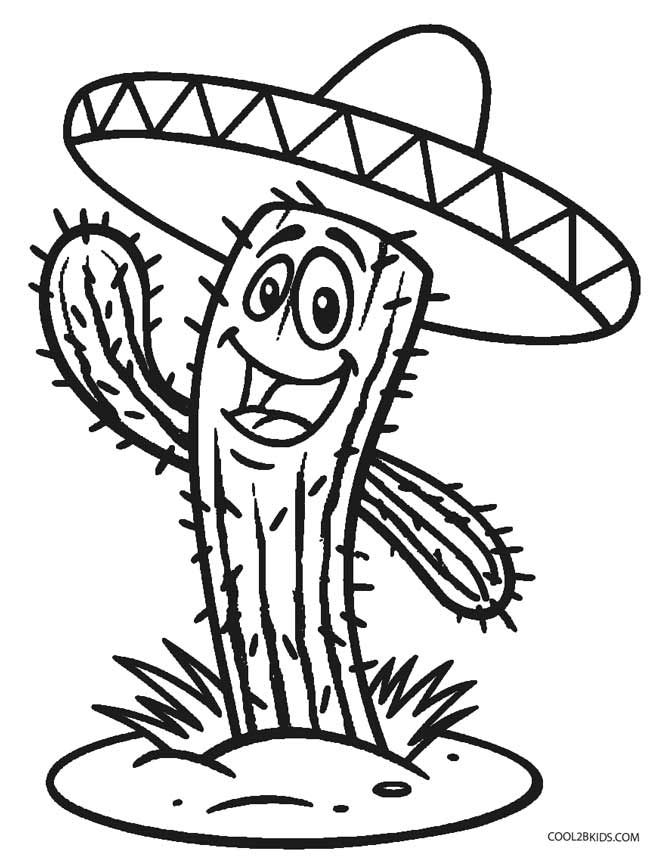 Cinco De Mayo Coloring Pages That Are Free To Print Cinco De Mayo Coloring Pages