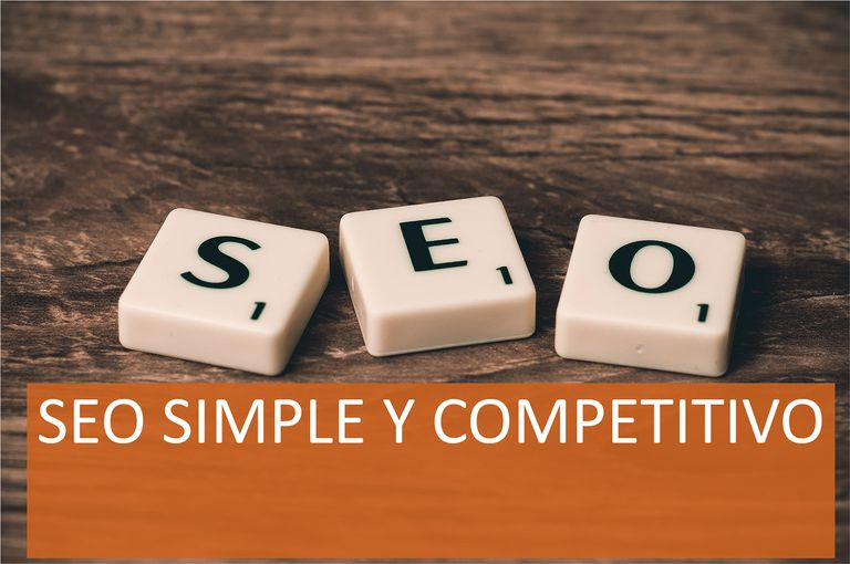 SEO simple y competitivo