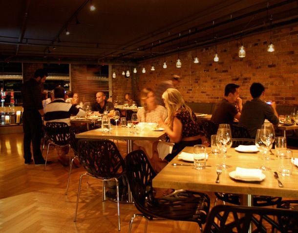 Five romantic restaurants in vancouver bc