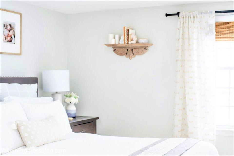 Transformed Master Bedroom