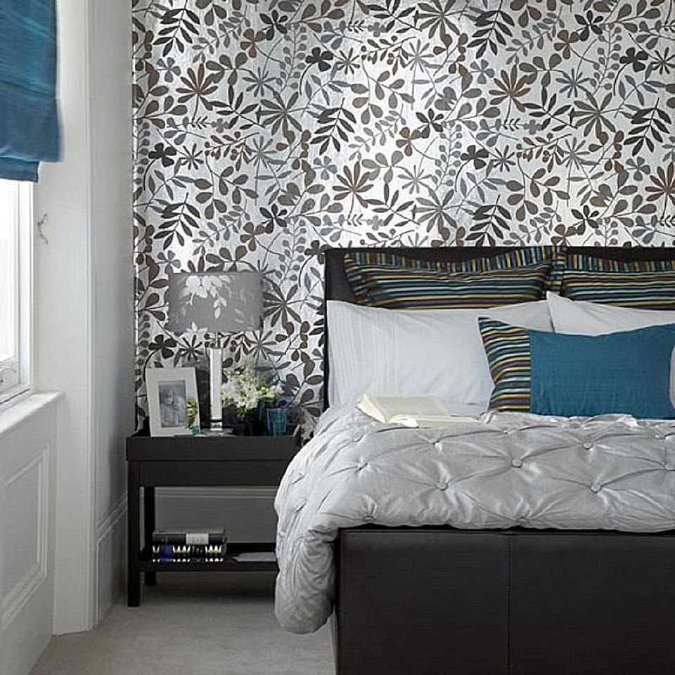 How to decorate with metallics in the bedroom get your shine on in the bedroom amipublicfo Choice Image