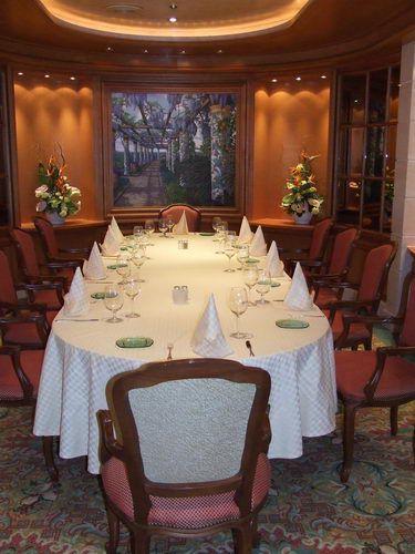 Sabatini's Restaurant on the Emerald Princess