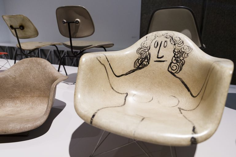 Who are Charles and Ray Eames