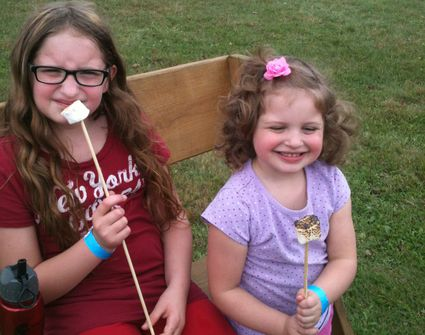 ten fun camping games for the whole family