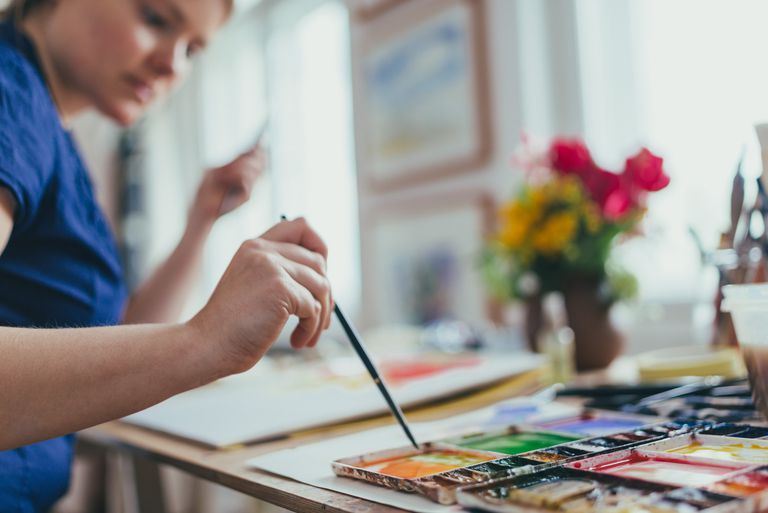 Painting for Beginners How to Get Started