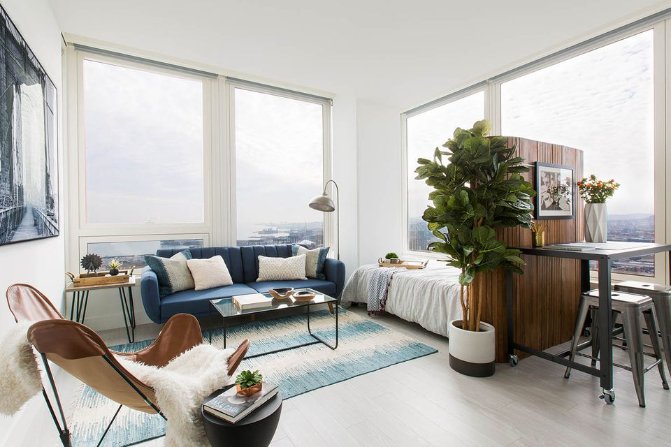 Studio Apartment Living. Low Ceilings  No Problem 12 Perfect Studio Apartment Layouts That Work