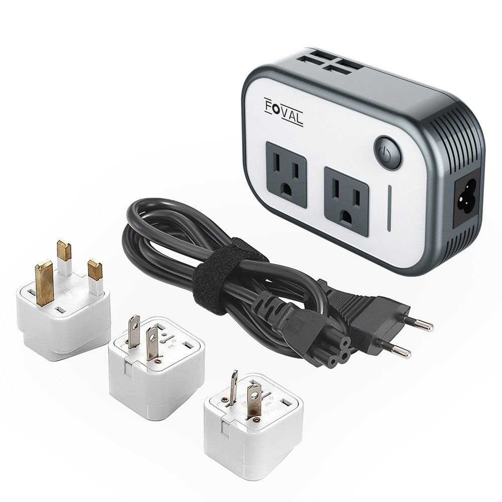 The 8 Best Power Adapters To Buy For European Travel In 2017