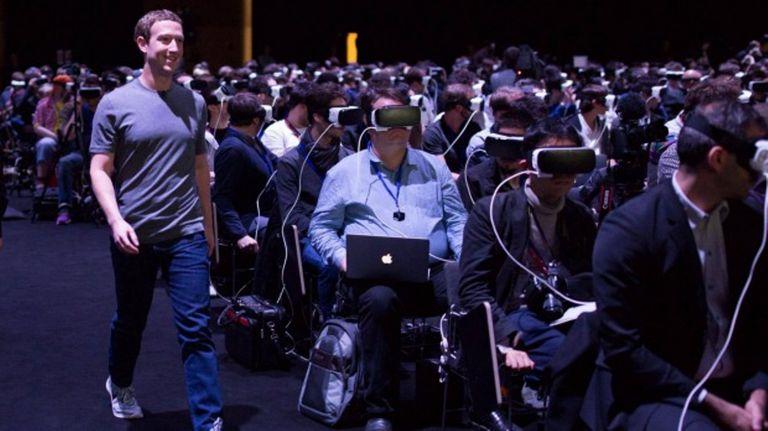 MWC 2016 Virtual Reality