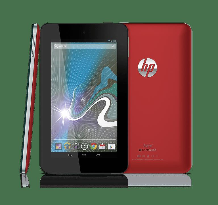 slate 7 tablet hp