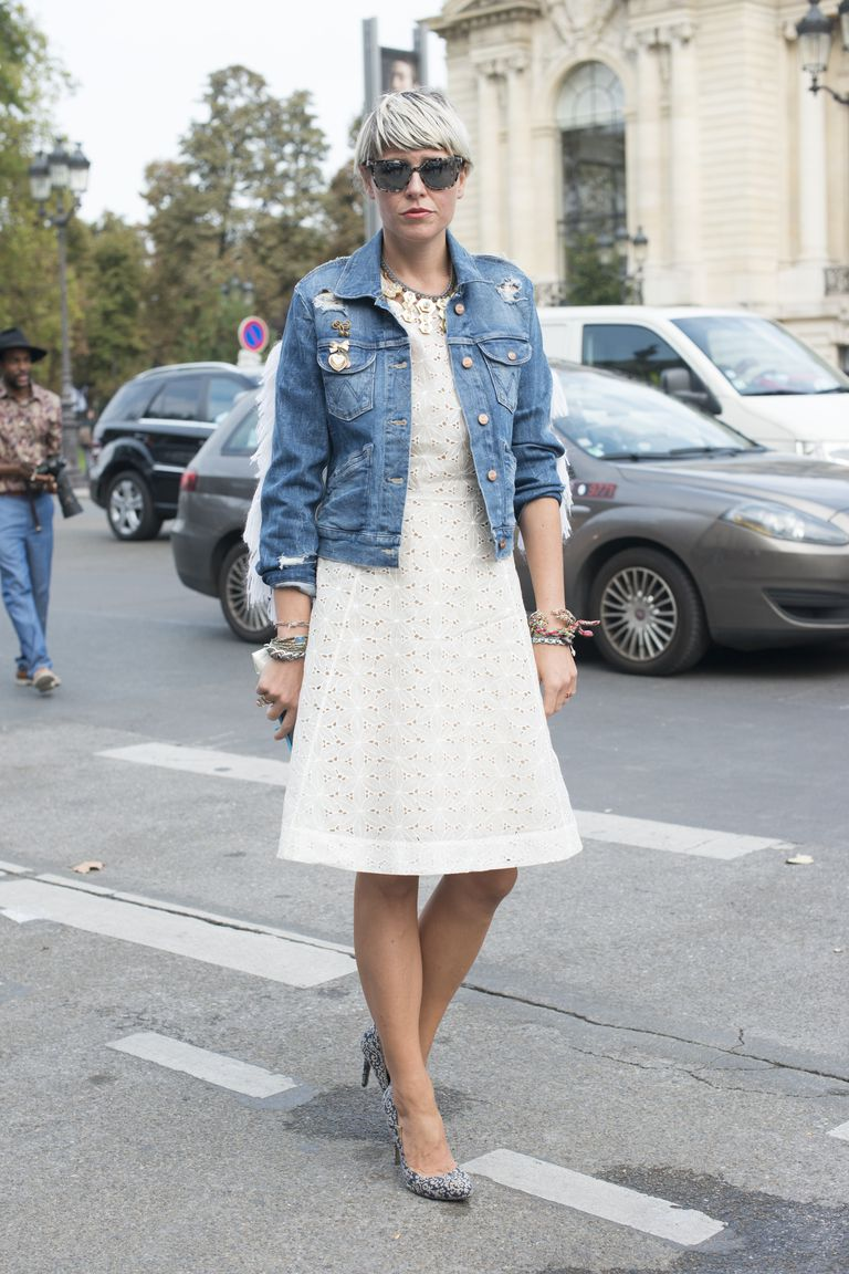 7 Ways to Style Your Denim Jacket Now