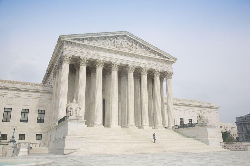 Visiting The U S Supreme Court Building In Washington Dc