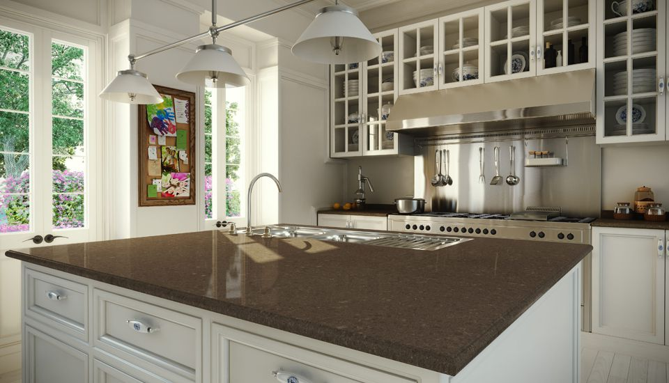 What Material Could You Use For An Outdoor Kitchen Countertop