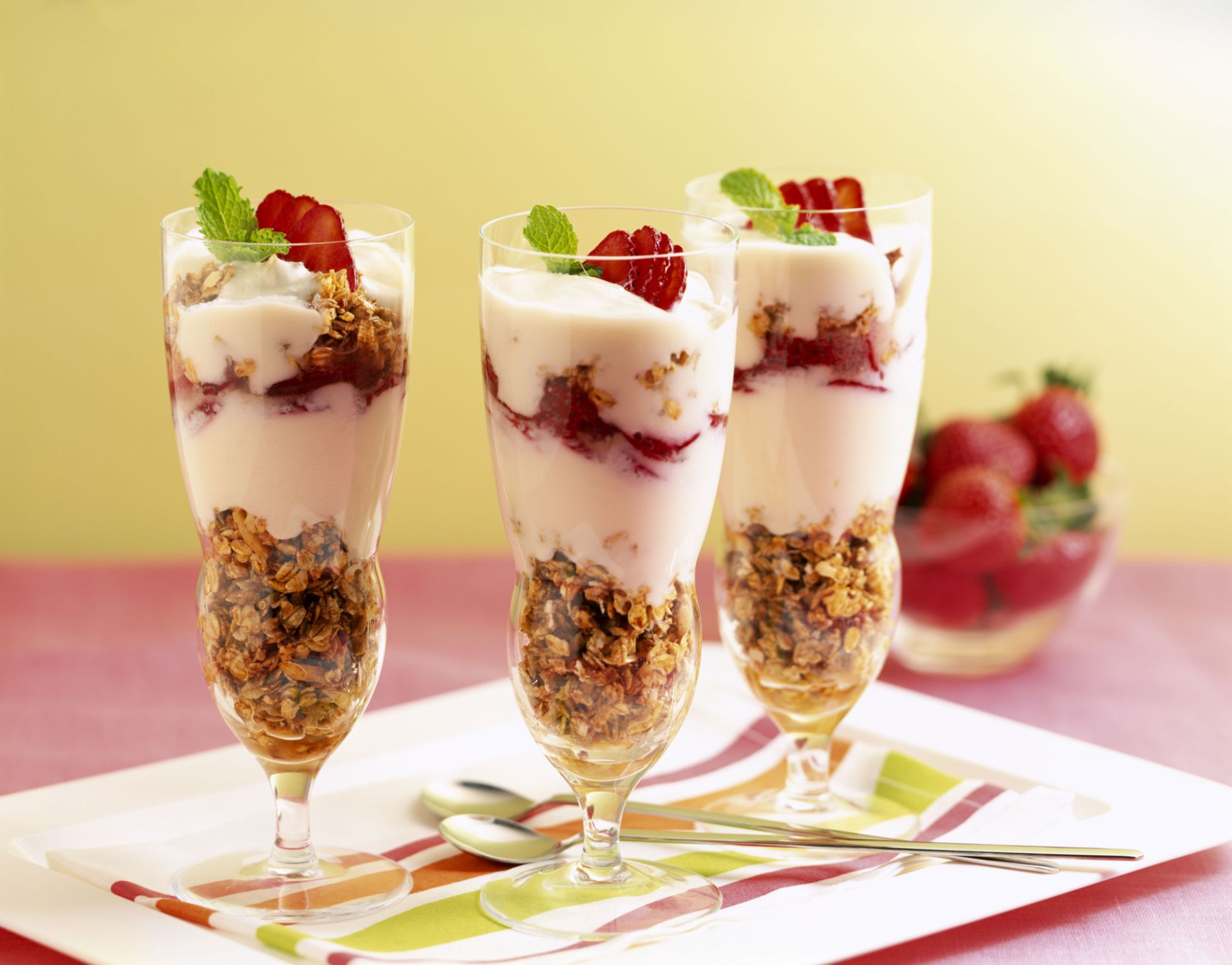 Parfait Recipes For Kids