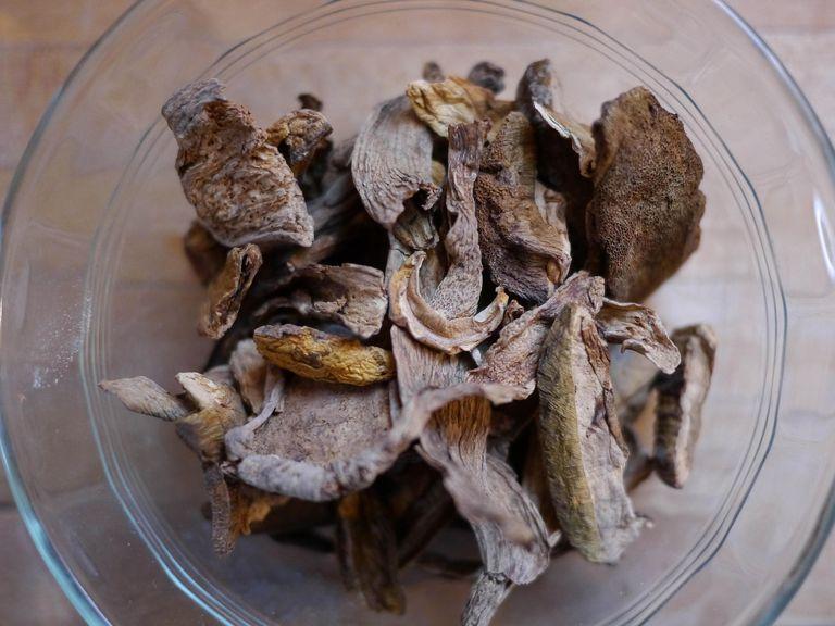 Dried Mushrooms