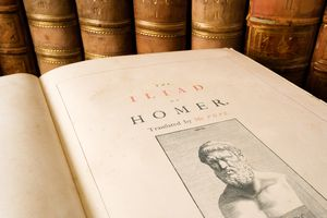 an analysis of homers epic poem the iliad These papers were written primarily by students and provide critical analysis of iliad  iliad the iliad by homer is an epic poem focused on the wrath of the.
