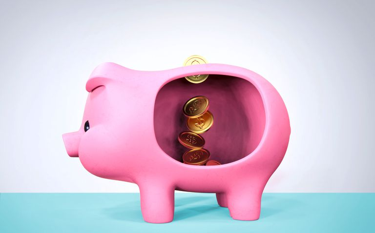 piggy bank_inside