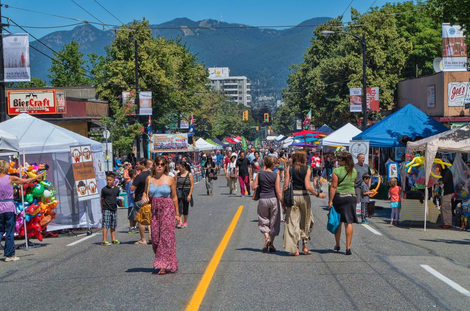 Car free Vancouver