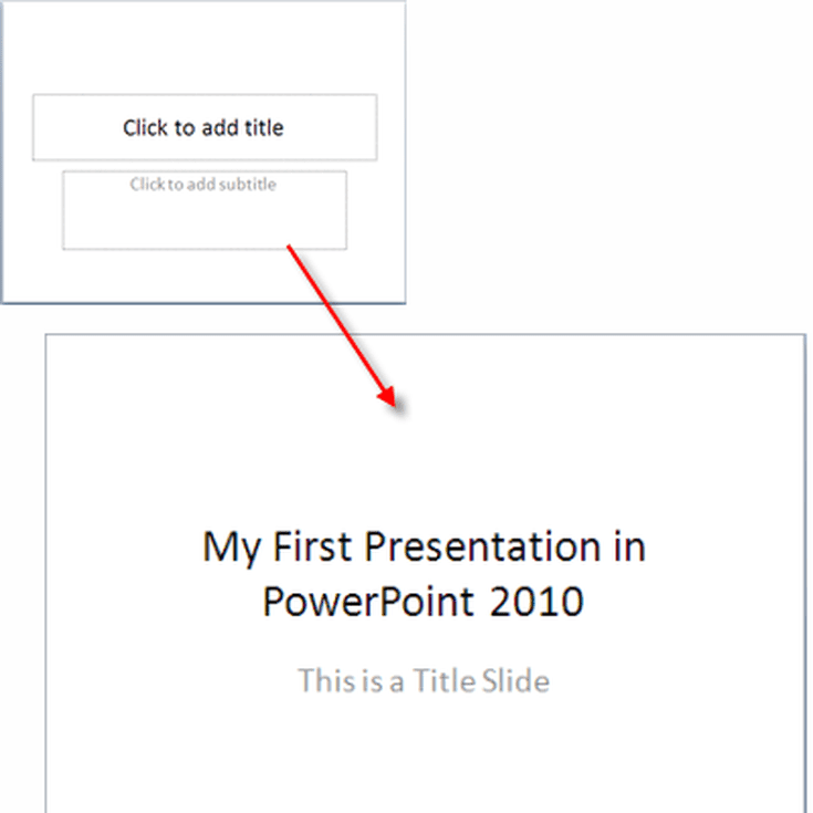 Print slides from a powerpoint show file how to use powerpoint 2010 slide layouts toneelgroepblik Image collections