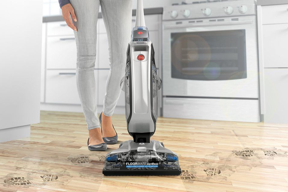 The Hoover Floormate Cleaner Review