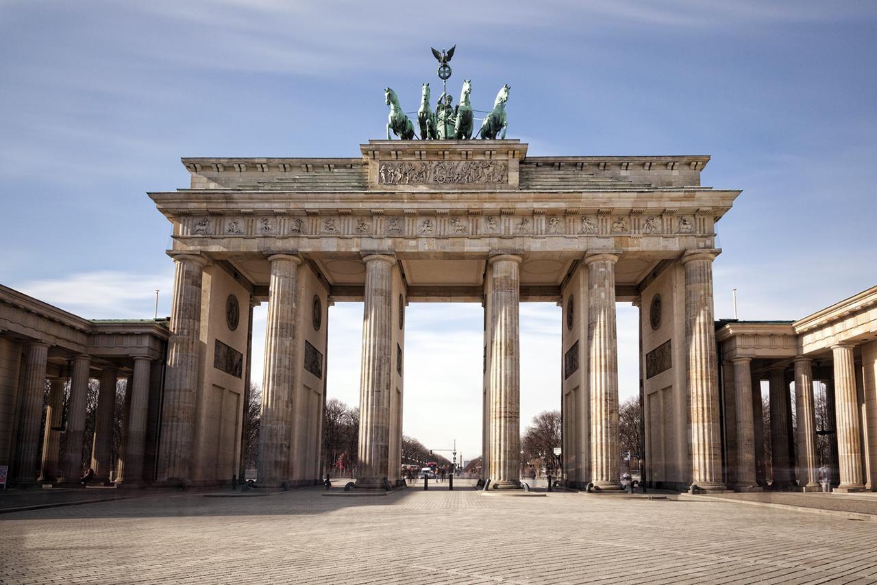 History Of The Brandenburg Gate