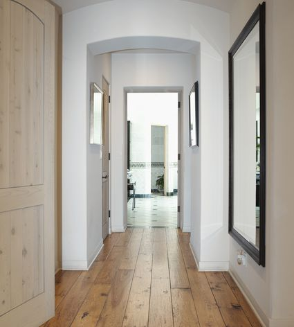 Feng Shui Your Long Hallway