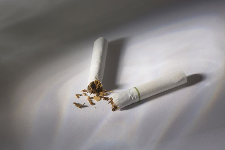 Quitting smoking is one way to live better.