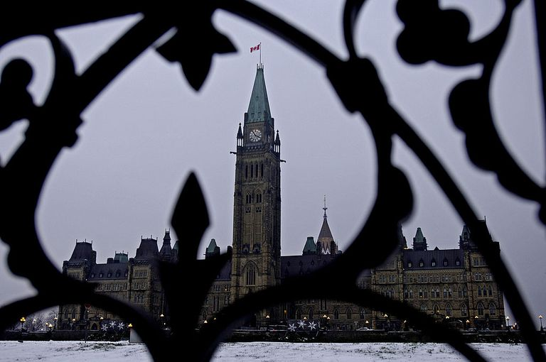 Canadian Government Faces No-Confidence Vote