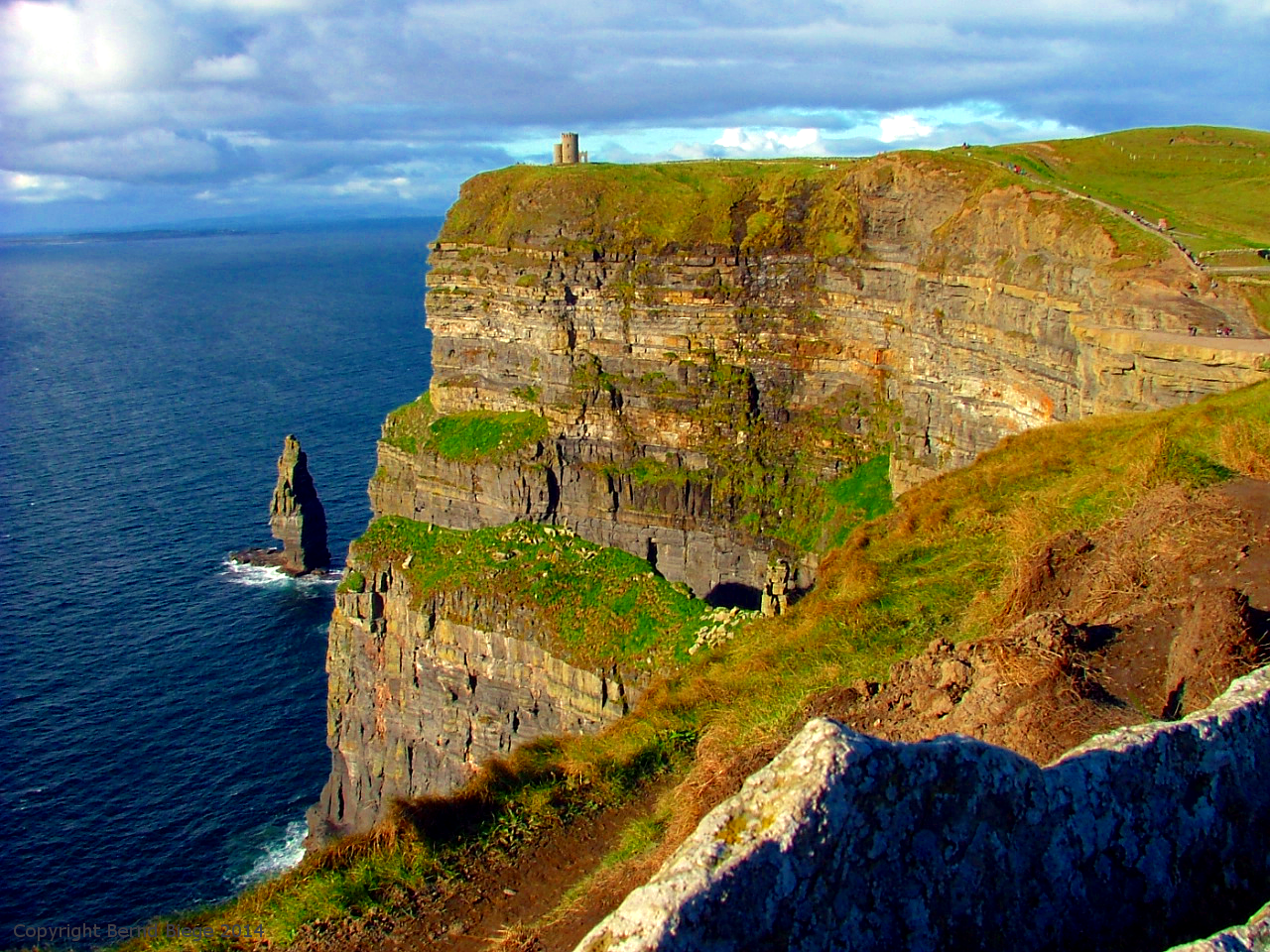Ireland S Stunning Cliffs Of Moher