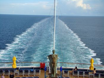 An ocean cruise can be an economical way to travel the world.