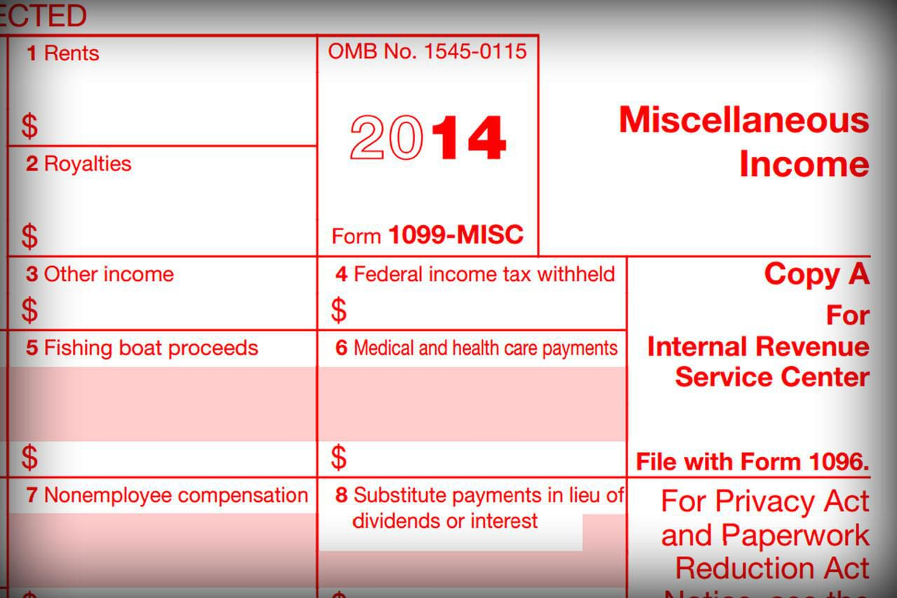 File IRS 1099-MISC Forms - QuickBooks Without EIN numbers