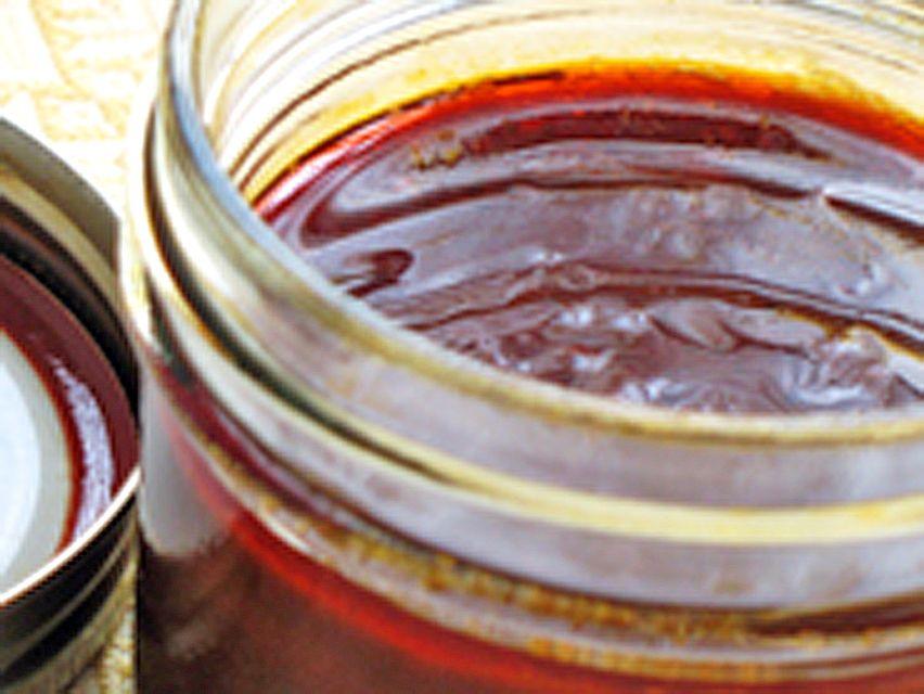 Nam Prik Pao Chili Sauce
