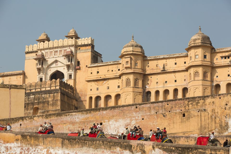 Jaipur S Amber Fort The Complete Guide