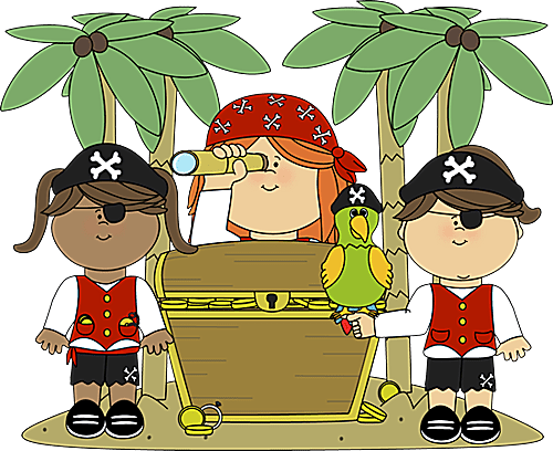 Talk Like a Pirate Day: Pirate Clip Art and Fonts