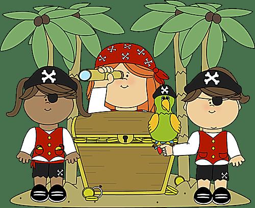 Talk Like a Pirate Day - My Cute Graphics: Pirate Clip Art