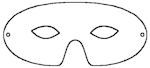 Eye Mask Template