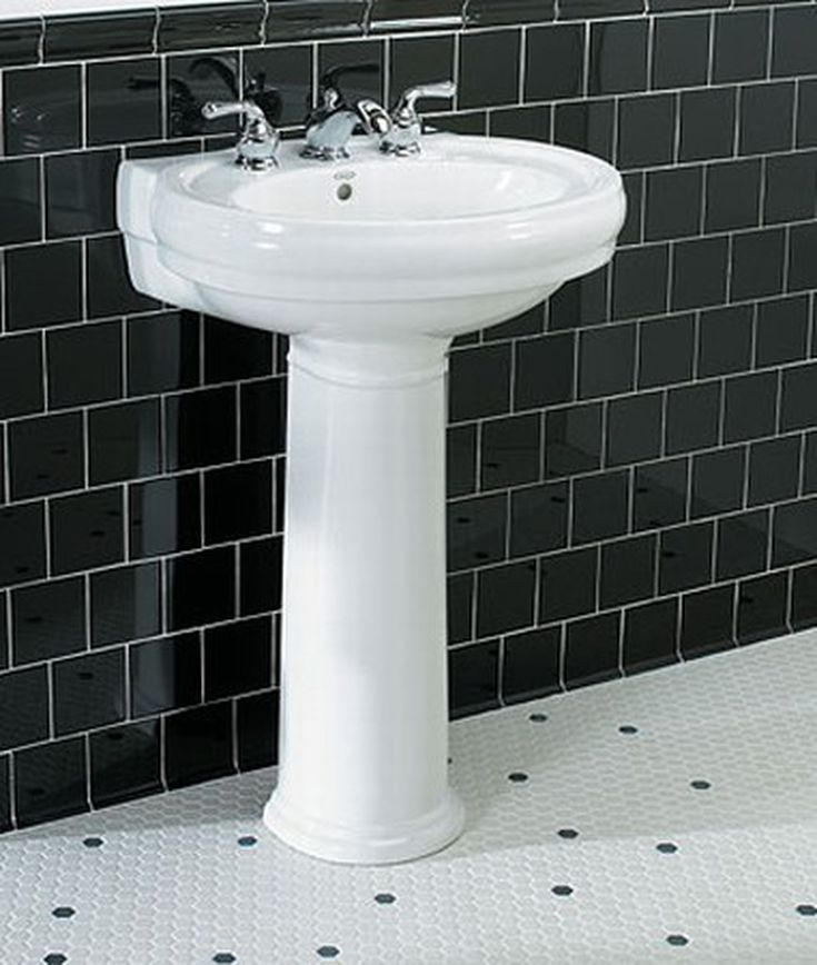 Buying a Pedestal Sink? Check Out These Recommendations.