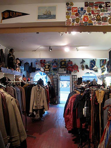 Store Resurrection: Vintage Fashion Finds