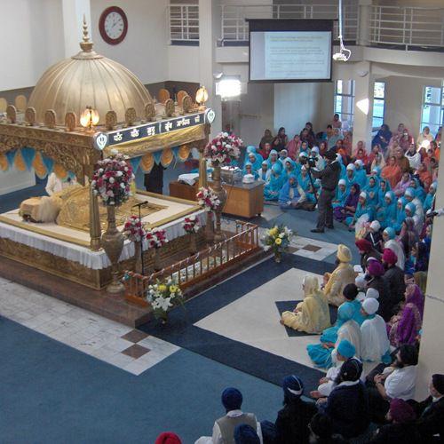 Bridesmaids in Wedding Colors