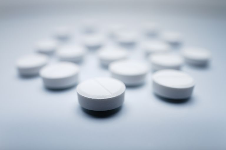 Oxycodone for chronic pain.