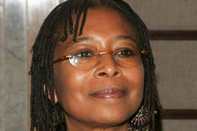 Alice Walker About 2005