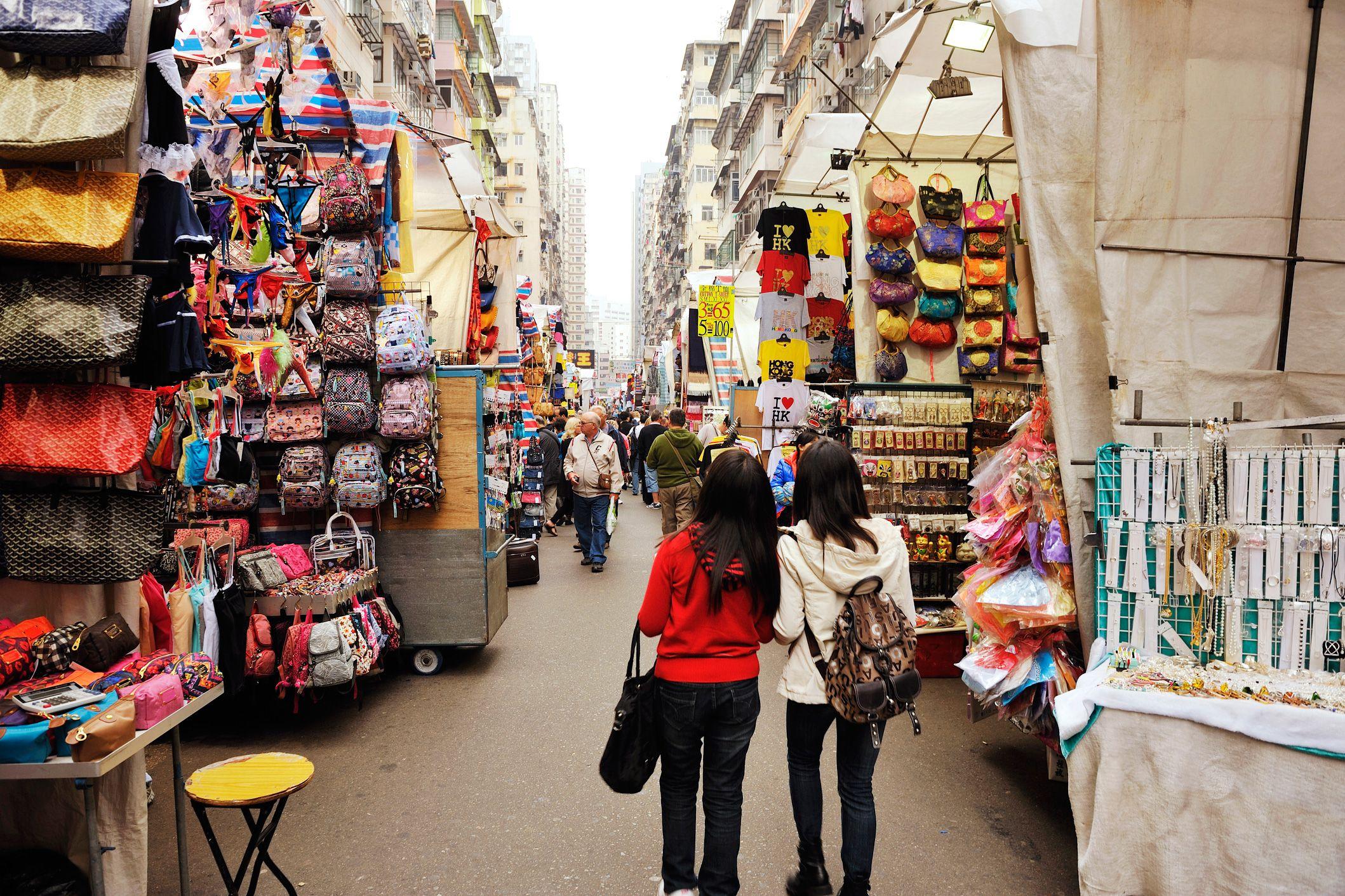 The 9 Best Hong Kong Markets
