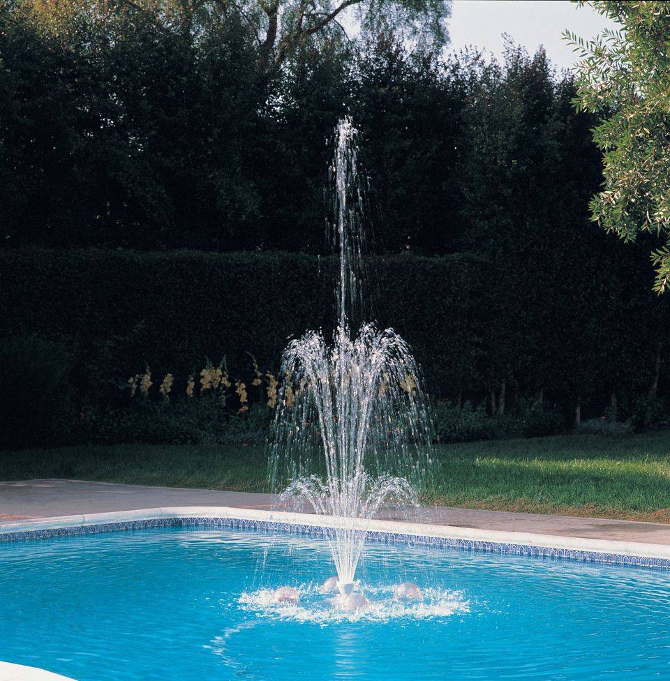zodiac waterstars fountain