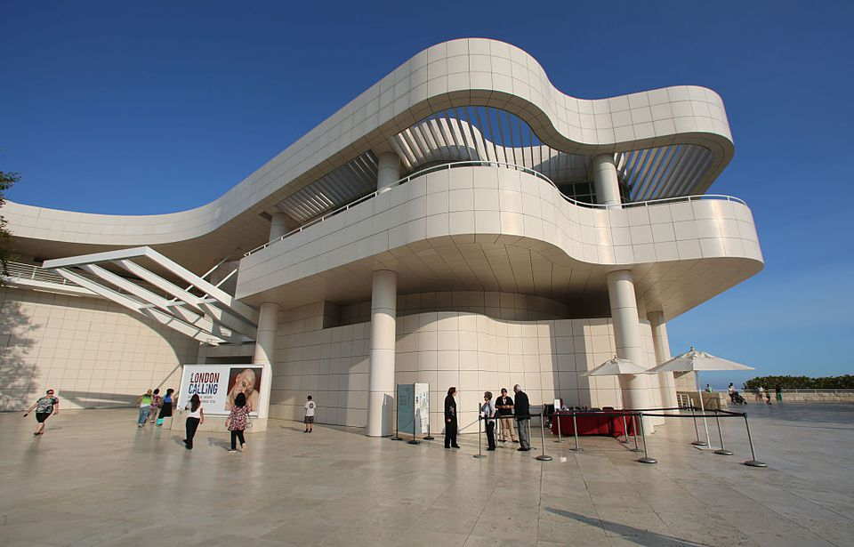 Top architectural sights in los angeles for La architecture