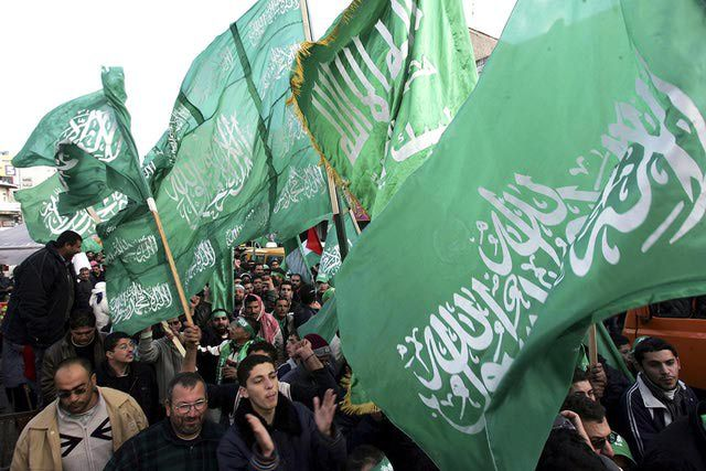 Hamas Celebrate Palestinian Election Victory