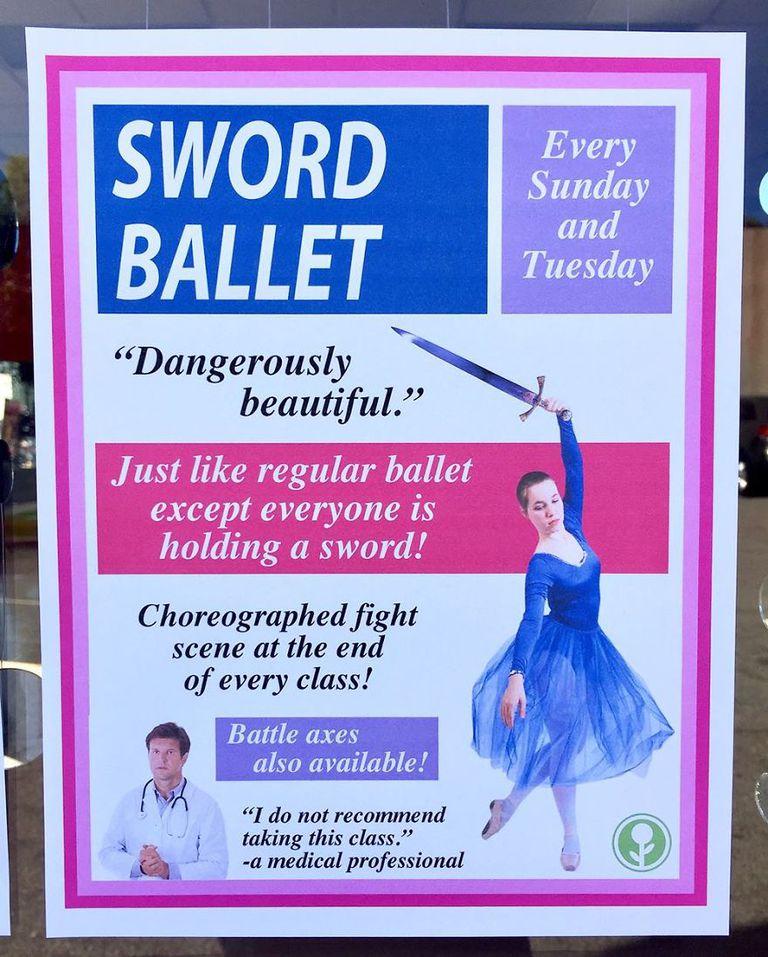 Sword Ballet